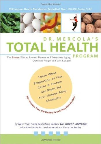 Dr. Mercola's Total Health Program Book