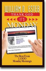 Thank God Its Monday Book