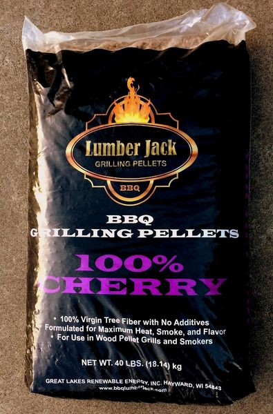 Cherry Wood BBQ Smoking Pellets