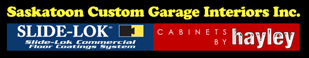Saskatoon Custom Garage Interiors