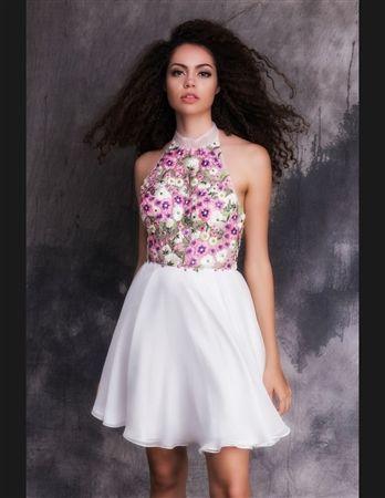 Nina Canacci Short Dress 139