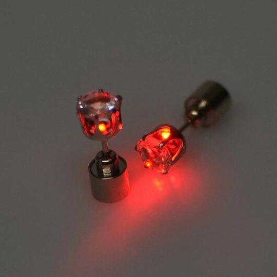 LED Light up Stud Earrings