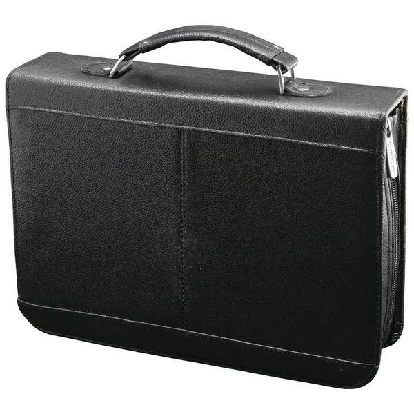 Genuine Leather Electronic Travel Case