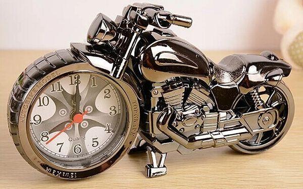 Motorcycle Alarm Clock