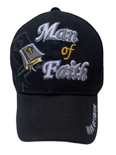 DLA0561196 Man Of Faith Baseball Cap