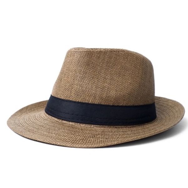 801601 Wide Brim Fedora Hat