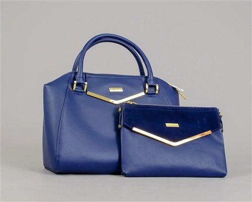 25675 Joy & Iman Handbags 2 Pc.