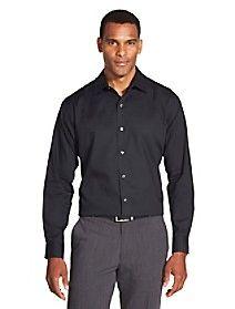 21042 Van Heusen Sateen Button Up Shirt