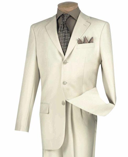 0033 Mont Blanc Collection 2 Pc. Men Suits