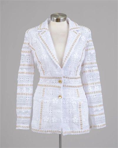 6044 Berek Lace Grommet Jacket