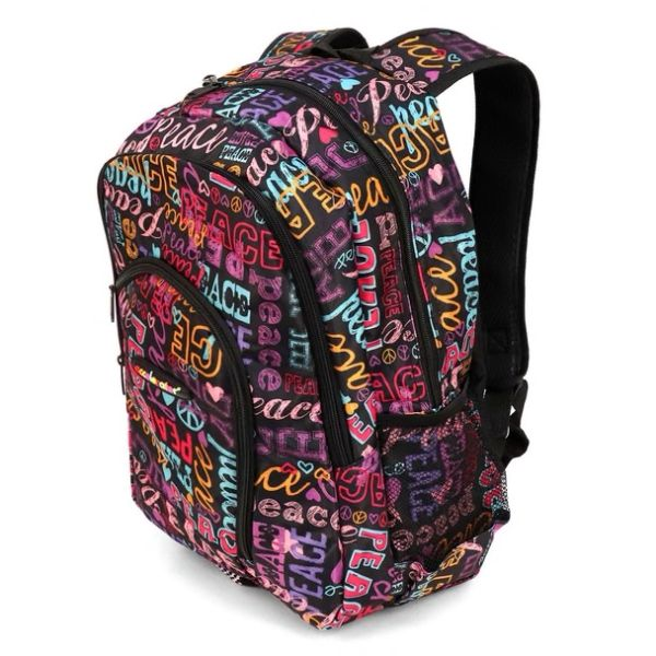 1206 Peace Inspirational Backpack
