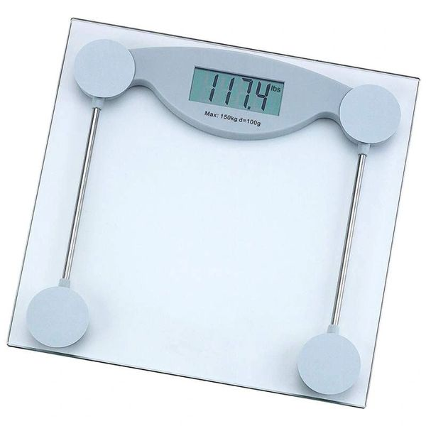 HealthSmart™ Glass Electronic Body Fat Scale