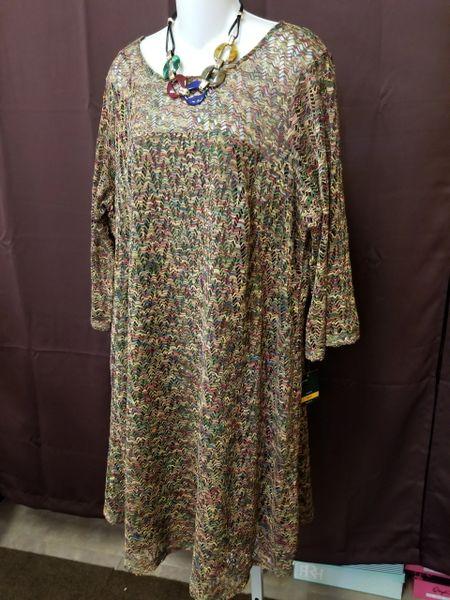 Multi Knit Dress