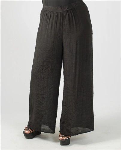 MLLE Plus Size Wide Leg Pant