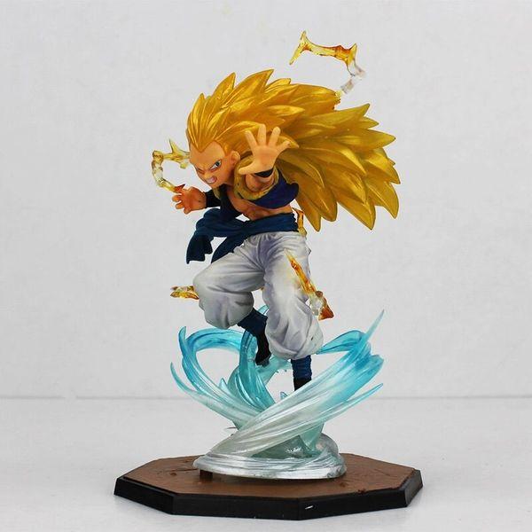 Dragon Ball Z Super Saiyan 3 Gotenks Spirit Wave Collection Figure