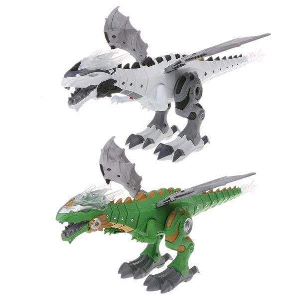 Electronic Robotic Walking Dragon Fire Toy