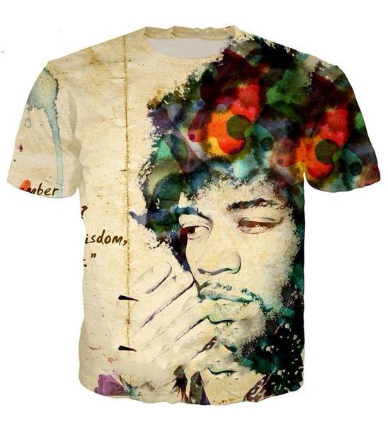 Legend Jimi Hendrix Shirts