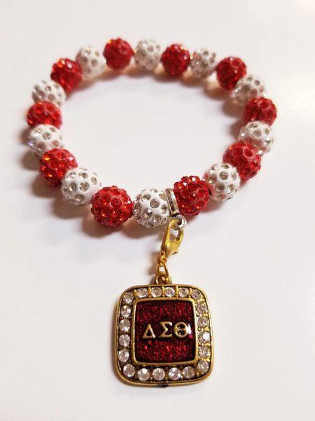 Delta Crystal Bracelet