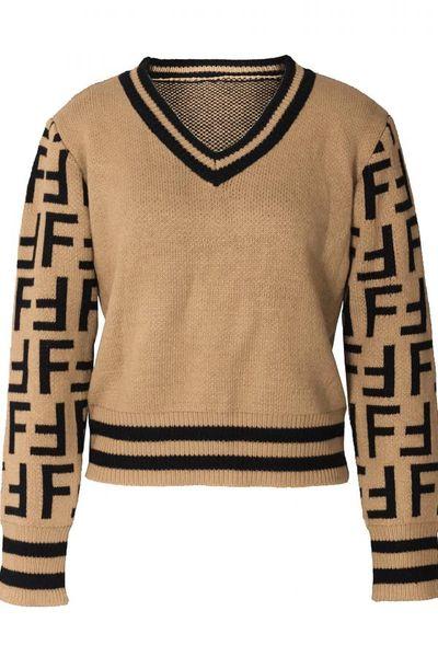 Designer Inspired Cashmere Sweater