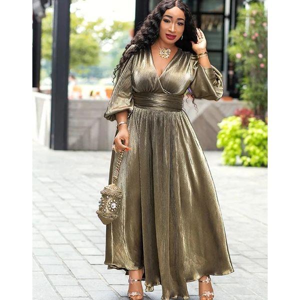Sheen Glitz Long Maxi Gown Evening Dress