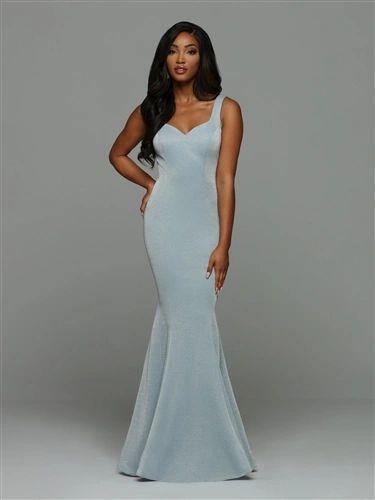 Sparkle Prom Strap-back Sparkle Knit Dress