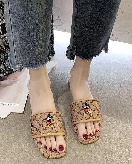 Comfortable Design Sandal Flats