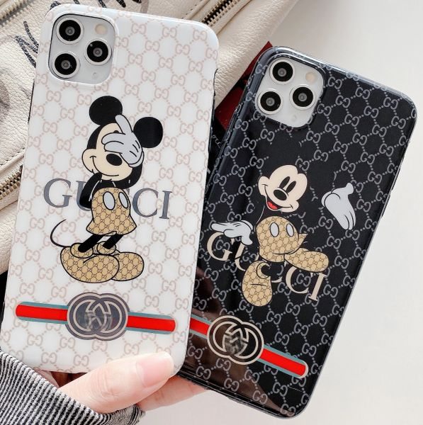 iPhone Character Cases for iPhone 7/8, X, XR,11