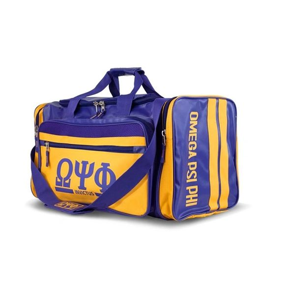 Omega Psi Phi Premier Duffle Bag