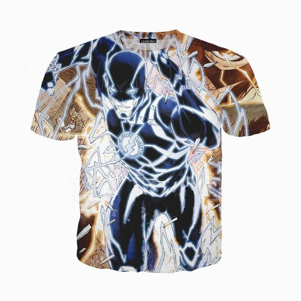 DC Character Flash Muscle Tee