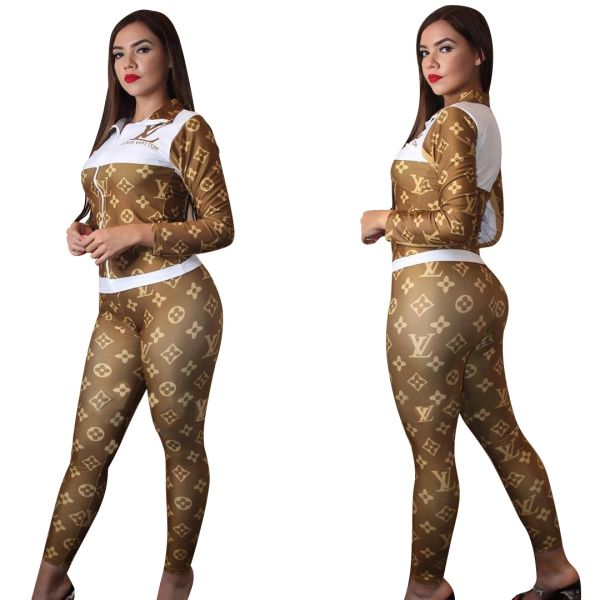 Letter Casual 2-Pc Outfitters