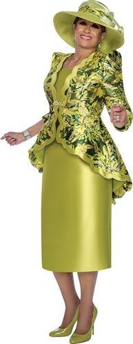 Dorinda Clark-Cole Fine Designer 2-pc Suits