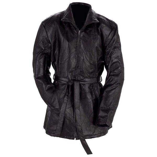 Genuine Leather Jacket Coat