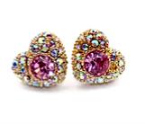 Genuine Swarovski Crystals Earrings