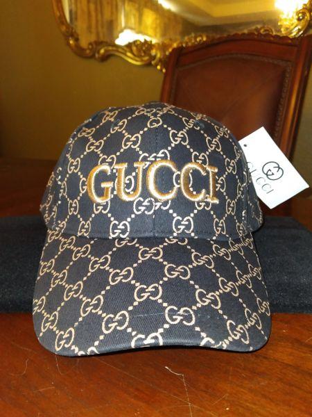Luxury design baseball caps
