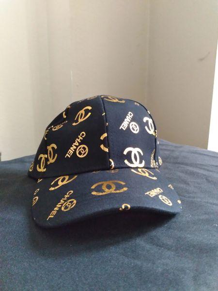 Inspired Chanl design Baseball Caps
