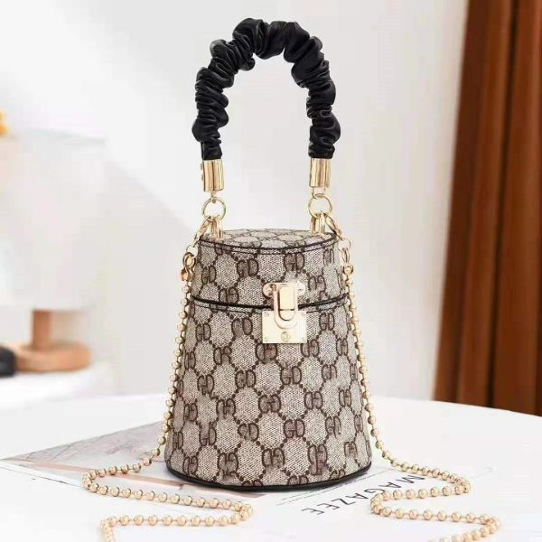 Luxury Bucket Design Purse/Handbag