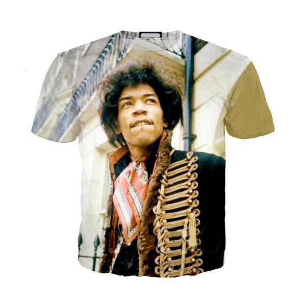 Jimi Hendrix Collectors Shirt