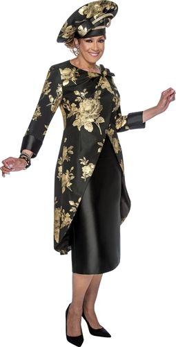 Dorinda Clark Cole Collection Black Gold
