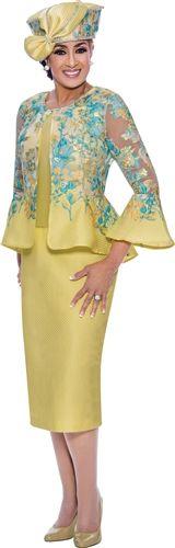 Dorinda Clark Cole 2pc Suit