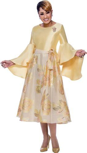 Dorinda Clark Cole Spring Collection Dresses