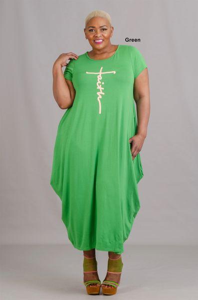Faith Comfy Maxi Dresses
