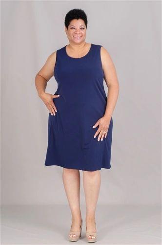 Catherine's Plus Size Cap Sleeve Dresses