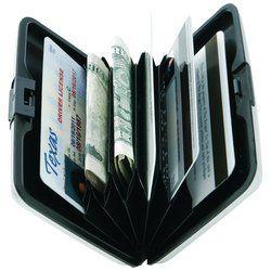 DLA250128 Aluminum Wallets