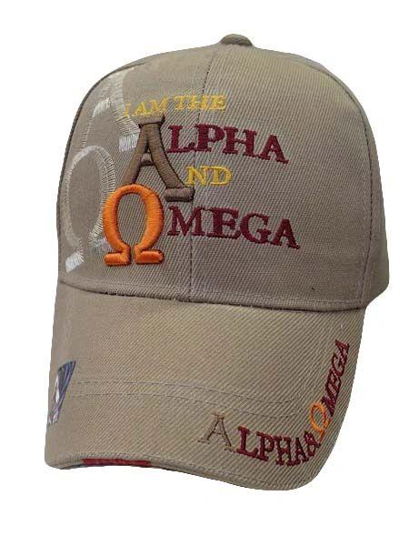 DLA2095736 Alpha and Omega Men Baseball Cap