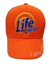 "Inspiration Christian - ""Life with Christ""Cap"