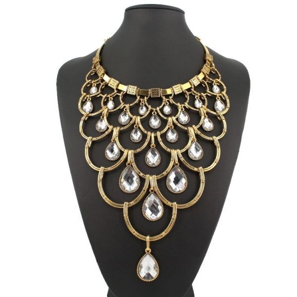 DL688731 Statement Jewelry Collection
