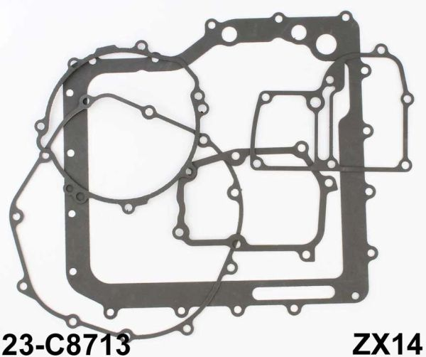 Cometic Bottom End Gasket Kit Kawasaki Zx14