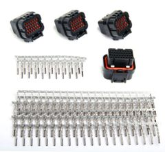 J2A, J2B, J3, J4 CONNECTOR & PIN KIT