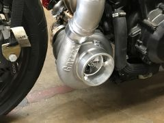 06-14 Kawasaki ZX14-ZX14R Turbo System (The Big Boy)