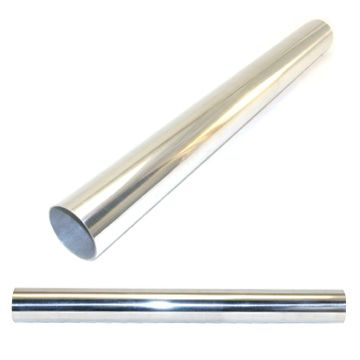 2' Straight Aluminum Pipe, 2.0""